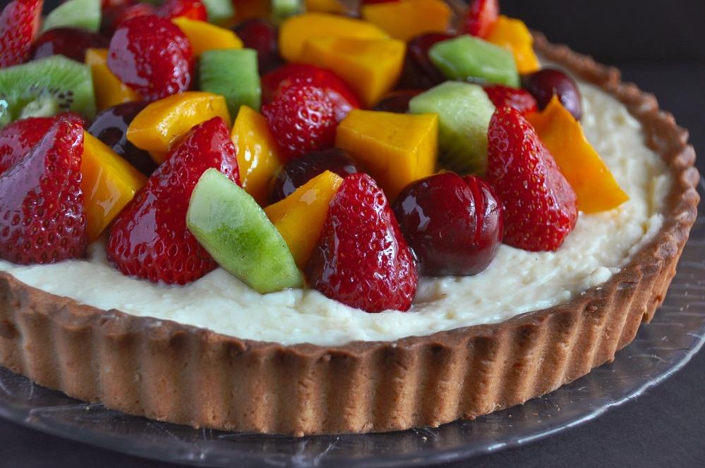 tarta-de-frutas-casera
